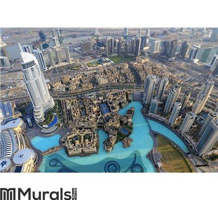 The Address Downtown Dubai Wall Mural Wall art Wall decor