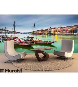 Porto Portugal Wall Mural Wall art Wall decor