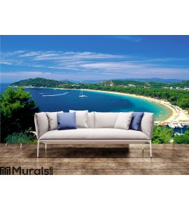 skiathos,sporades islands, greece Wall Mural Wall art Wall decor