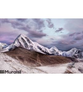 Himalaya Mountains Wall Mural Wall art Wall decor