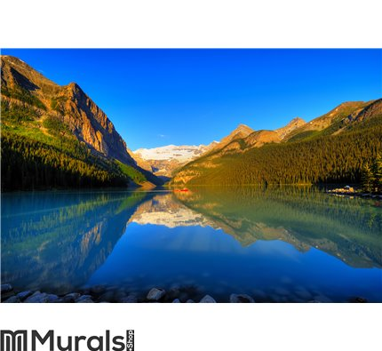 World famous Lake Louise Wall Mural Wall art Wall decor