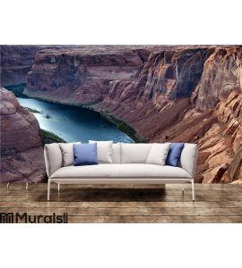 Colorado River Wall Mural Wall art Wall decor