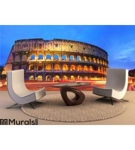 Colosseum Rome Wall Mural Wall art Wall decor