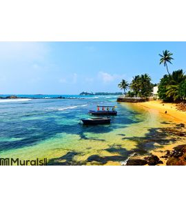 Sri Lanka Wall Mural Wall art Wall decor