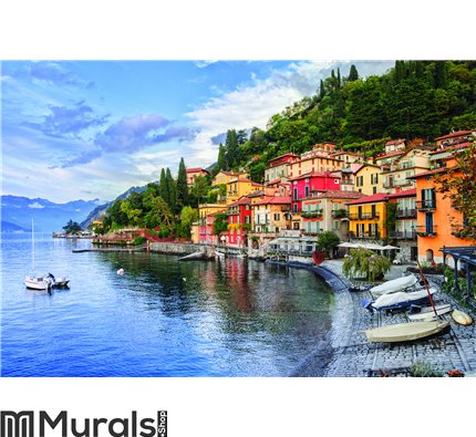 Como Lake, Italy Wall Mural Wall art Wall decor