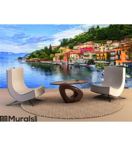 Como Lake, Italy Wall Mural Wall art Wall decor