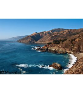 Big Sur, California Coast Wall Mural