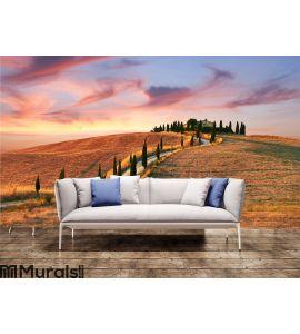 Tuscany Landscape Wall Mural Wall art Wall decor