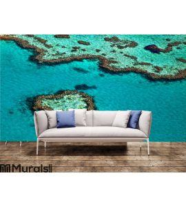 Great Barrier Reef Wall Mural