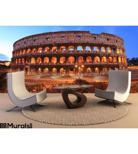 Colosseum Rome Italy Wall Mural Wall art Wall decor