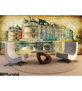 Le Lude Castle Wall Mural Wall Tapestry tapestries