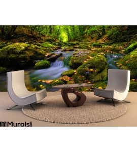 Deep Calm Wall Mural Wall Tapestry tapestries