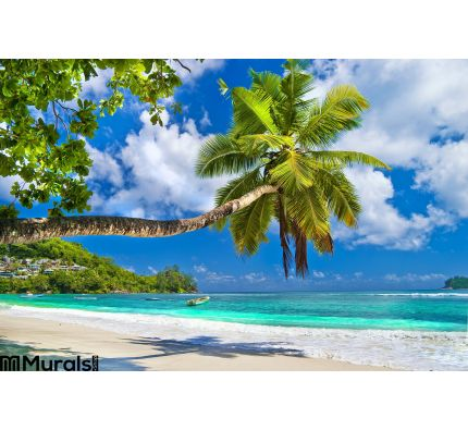 Seychelles Wall Mural Wall art Wall decor