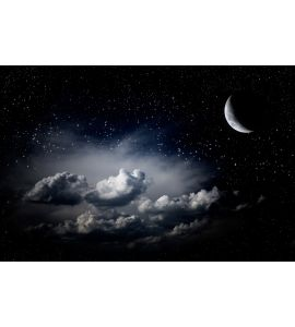 Stars Night Sky Wall Mural Wall Tapestry tapestries