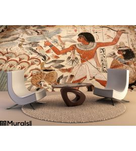 Egyptian Painted Art Wall Mural Wall Tapestry tapestries