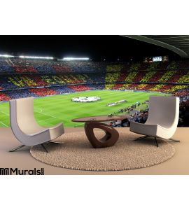 Fc Barcelona Wall Mural Wall Tapestry tapestries