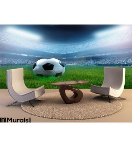 Football Wall Mural Wall art Wall decor