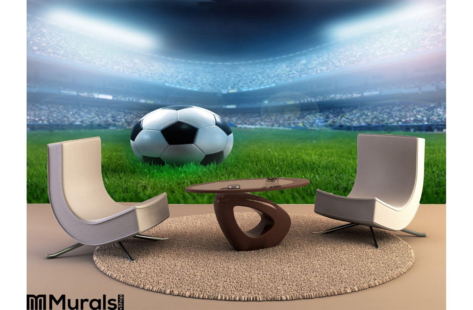 . Football Wall Mural