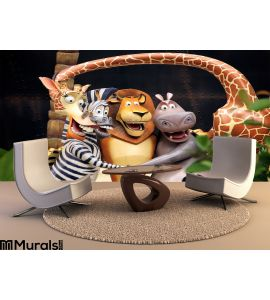Universal Studio Singapore Wall Mural Wall Tapestry tapestries