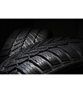 Winter Tires Wall Mural