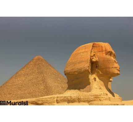Sphinx Egypt Wall Mural Wall art Wall decor
