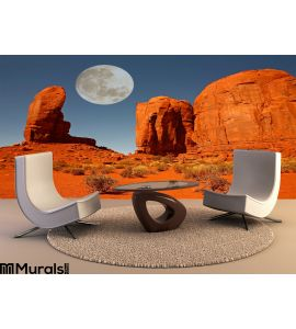 Thumb Monument Monument Valley Arizona Wall Mural Wall art Wall decor