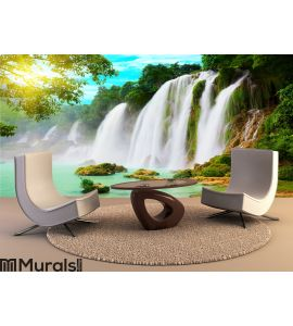 Detian waterfall Wall Mural Wall art Wall decor