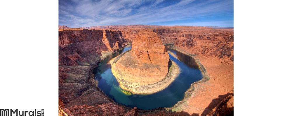 Grand Canyon Horse Shoe Bend Wall Mural