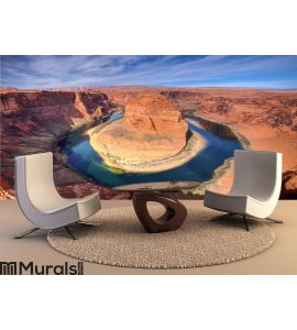 Grand Canyon Horse Shoe Bend Wall Mural Wall art Wall decor