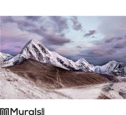 Himalaya Mountains Wall Mural