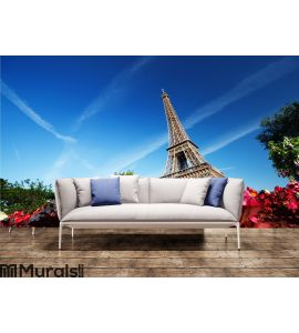 Eiffel Tower, Paris Wall Mural