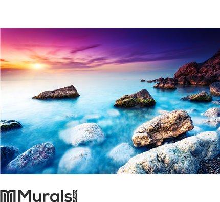 Sea Wall Mural Wall art Wall decor