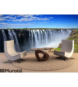 Victoria Falls Wall Mural Wall art Wall decor