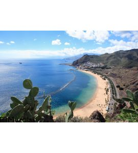 Tenerife coast Wall Mural Wall art Wall decor