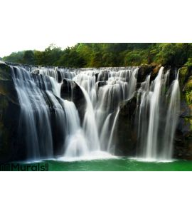 Waterfall Wall Mural Wall art Wall decor