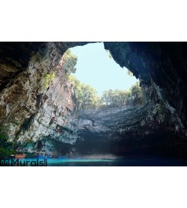 Melissani cave Wall Mural