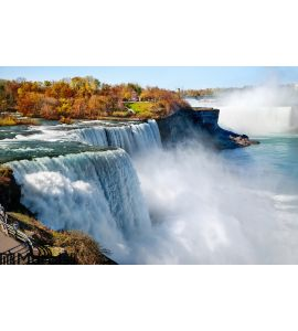 Niagara falls Wall Mural Wall art Wall decor