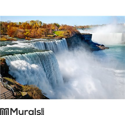Niagara falls Wall Mural Wall art Wall decor