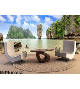 James Bond Island Wall Mural