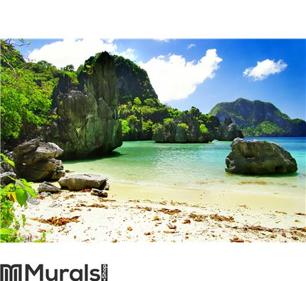 Amazing Philippines islands Wall Mural Wall Tapestry tapestries