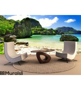 Amazing Philippines islands Wall Mural