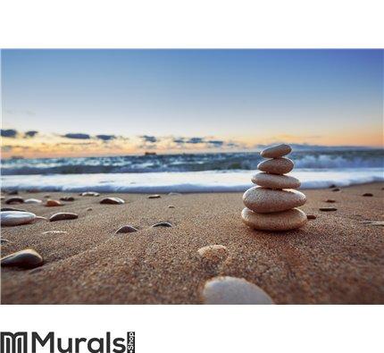 Stones balance Wall Mural Wall art Wall decor