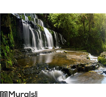 Waterfall Panorama Wall Mural Wall art Wall decor