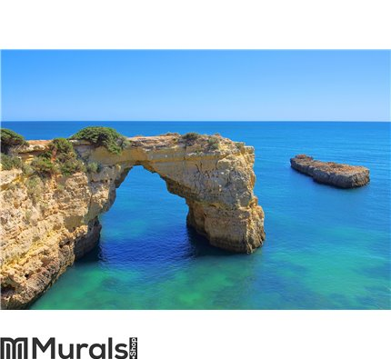 Algarve beach Wall Mural Wall art Wall decor
