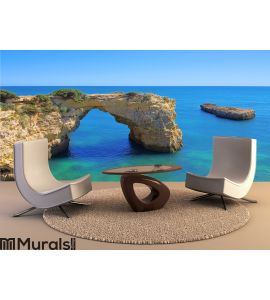 Algarve beach Wall Mural
