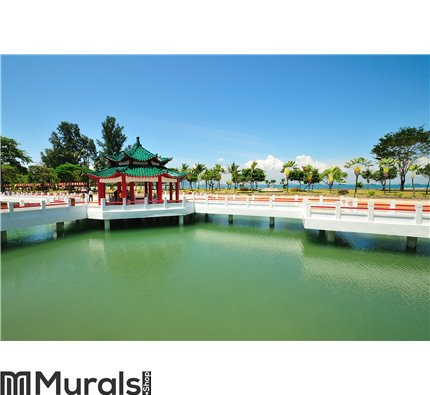 Kusu island - Singapore Wall Mural Wall art Wall decor