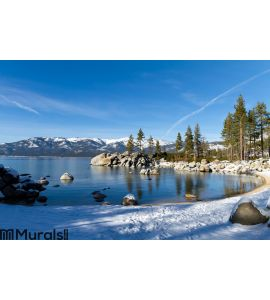Lake Tahoe, USA Wall Mural Wall art Wall decor