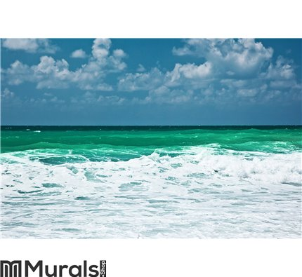 Panoramic sea landscape Wall Mural Wall art Wall decor